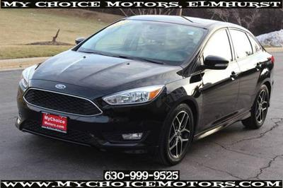 2016 Ford Focus SE for sale VIN: 1FADP3F27GL314122