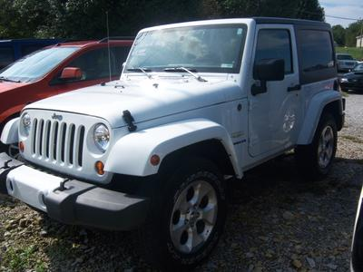 2013 Jeep Wrangler Sahara for sale VIN: 1C4GJWBG6DL674599