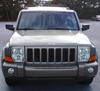 2006 Jeep Commander Limited for sale VIN: 1J8HH48N66C324475