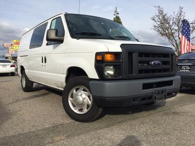 2012 Ford E150 Cargo for sale VIN: 1FTNE1EW9CDA42979