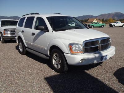 2005 Dodge Durango SLT for sale VIN: 1D4HB48N85F578648