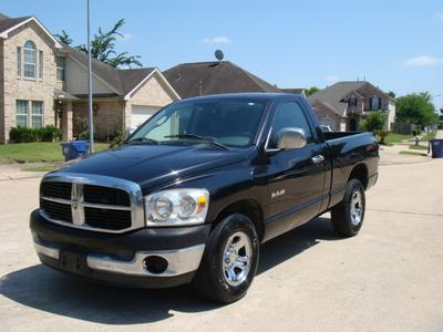 2008 Dodge Ram 1500 ST for sale VIN: 1D7HA16K18J132436