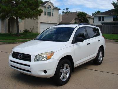 2007 Toyota RAV4  for sale VIN: JTMZD33V076047587