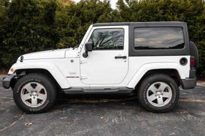 Jeep Wrangler 2012 for Sale in Spencer, MA