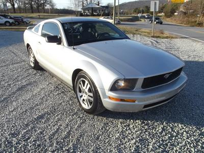 2005 Ford Mustang  for sale VIN: 1ZVFT80N255202213