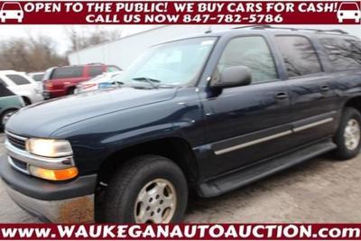 2005 Chevrolet Suburban 1500 LS for sale VIN: 3GNEC16ZX5G285325