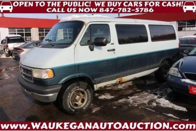 1996 Dodge Ram Wagon B2500 for sale VIN: 2B4HB25Z7TK111368
