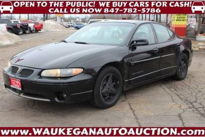 2002 Pontiac Grand Prix GT for sale VIN: 1G2WP52K02F285417