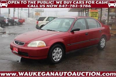 1998 Honda Civic LX for sale VIN: 1HGEJ667XWL056305