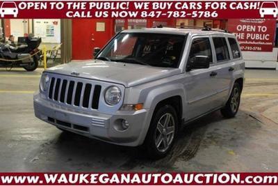 2007 Jeep Patriot Limited for sale VIN: 1J8FT48W57D344842