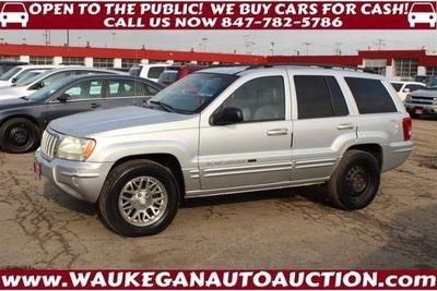 2004 Jeep Grand Cherokee Limited for sale VIN: 1J4GW58N14C170103