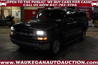 2004 Chevrolet Suburban  for sale VIN: 1GNFK16Z74J273668