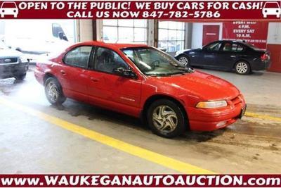 1998 Dodge Stratus ES for sale VIN: 1B3EJ56H9WN109082