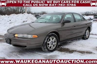2002 Oldsmobile Intrigue GX for sale VIN: 1G3WH52H02F157580
