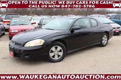 Used 2007 Chevrolet Monte Carlo Ls Coupe In Waukegan Il Near 60085 2g1wj15k879137297 Auto Com