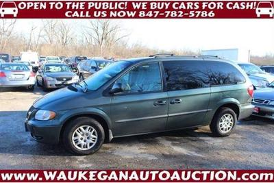 2002 Dodge Grand Caravan Sport for sale VIN: 2B4GP44332R795668