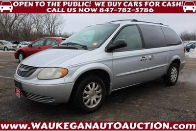 2001 Chrysler Town & Country EX for sale VIN: 2C4GP74L61R382677