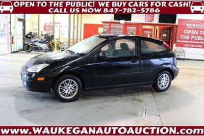 2000 Ford Focus ZX3 for sale VIN: 3FAFP3134YR126220