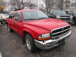 2003 Dodge Dakota SLT for sale VIN: 1D7GL42N83S198444