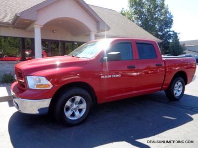 2012 RAM 1500 ST for sale VIN: 1C6RD7KP9CS232286