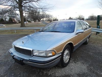 1996 Buick Roadmaster Estate for sale VIN: 1G4BR82P9TR403588