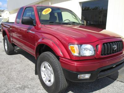 2004 Toyota Tacoma  for sale VIN: 5TEWN72N14Z443213