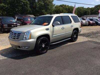2007 Cadillac Escalade  for sale VIN: 1GYFK63877R174348