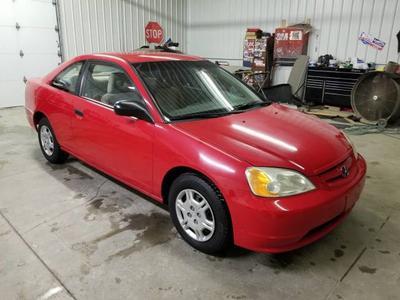 2001 Honda Civic LX for sale VIN: 1HGEM22581L064271