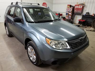 2009 Subaru Forester 2.5 X for sale VIN: JF2SH61679H702565