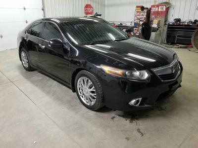 2011 Acura TSX 2.4 for sale VIN: JH4CU2F6XBC014030