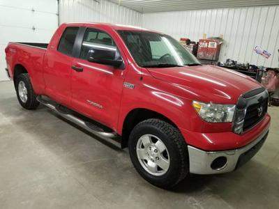 2008 Toyota Tundra Grade DoubleCab for sale VIN: 5TFBV54198X075602