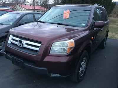 2007 Honda Pilot EX-L for sale VIN: 2HKYF18587H515784