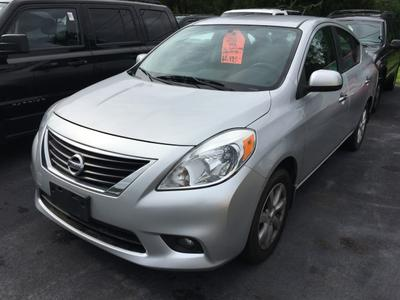 2013 Nissan Versa 1.6 SL for sale VIN: 3N1CN7AP3DL834648