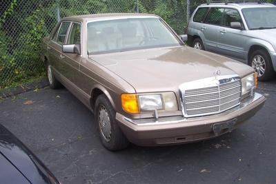 1989 Mercedes-Benz S-Class 560SEL for sale VIN: WDBCA39E9KA445892