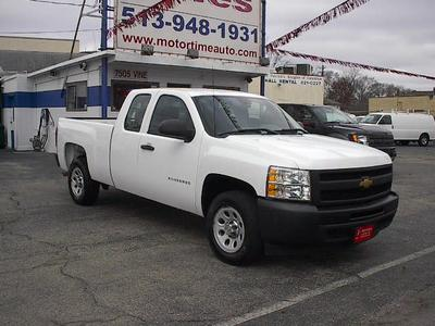 2013 Chevrolet Silverado 1500 Work Truck for sale VIN: 1GCRCPEX3DZ183117