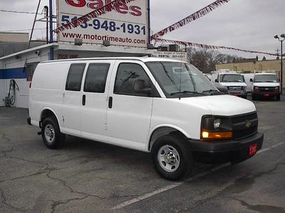 2013 Chevrolet Express 2500 Work Van for sale VIN: 1GCWGFBA7D1140643