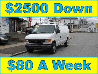 2006 Ford E250 Cargo for sale VIN: 1FTNE24W76HA84037