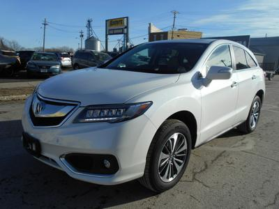 2017 Acura RDX Advance Package for sale VIN: 5J8TB4H71HL001587