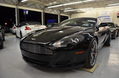 2008 Aston Martin DB9  for sale VIN: SCFAD01A98GA09528