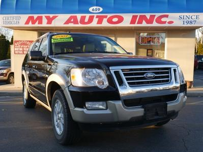 2007 Ford Explorer Eddie Bauer for sale VIN: 1FMEU74E07UB10621