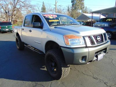2008 Nissan Titan XE for sale VIN: 1N6AA07D48N325952