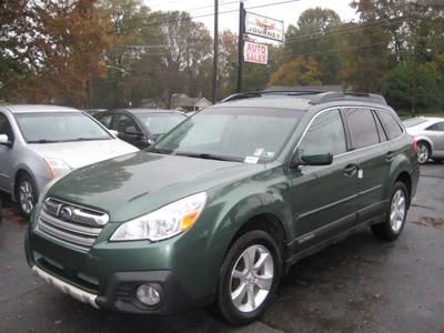 2013 Subaru Outback 2.5i Limited for sale VIN: 4S4BRBKC9D3276579