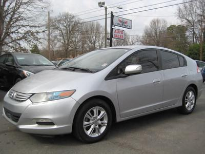2010 Honda Insight EX for sale VIN: JHMZE2H73AS001685