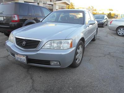 2002 Acura RL 3.5 for sale VIN: JH4KA96542C004839