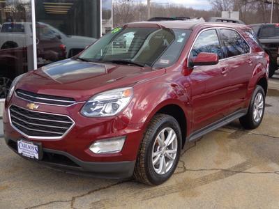 2016 Chevrolet Equinox LT for sale VIN: 2GNFLFE37G6232871