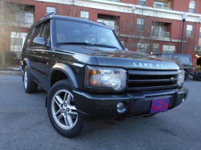 2003 Land Rover Discovery SE for sale VIN: SALTW16463A822174