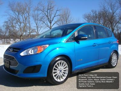 2013 Ford C-Max Hybrid SE for sale VIN: 1FADP5AU4DL532700