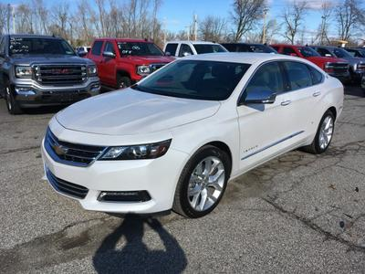 2018 Chevrolet Impala 2LZ for sale VIN: 2G1125S31J9164750