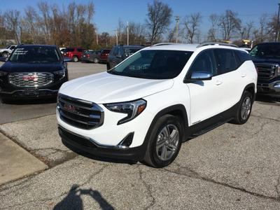 2018 GMC Terrain SLT for sale VIN: 3GKALVEV0JL319095