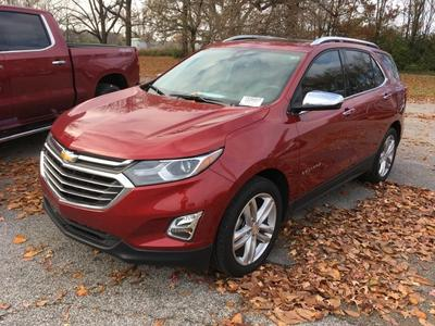 2018 Chevrolet Equinox Premier for sale VIN: 2GNAXNEX5J6210435